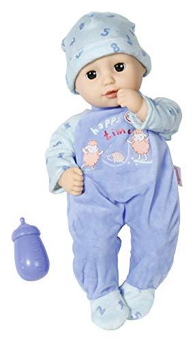 Zapf Creation 706350 Baby Annabell Little Alexander 36cm - Für Kleinkinder ab 1 Jahr - Einfach für kleine...