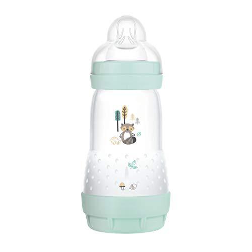 MAM Easy Start Anti-Colic Elements Babyflasche (260 ml), Milchflasche für die Kombination mit dem Stillen,...