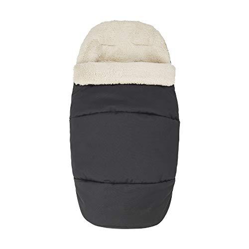 Maxi-Cosi kuschelig weicher 2-in-1 Fußsack, geeignet für alle Kinderwagen, auch als Sitzpolster verwendbar,...
