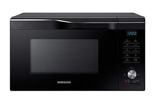 Samsung MC28M6055CK/EG Kombi-Mikrowelle mit Grill und Heißluft / 900 W / 28 L Garraum (Extra groß) / 51,7 cm...