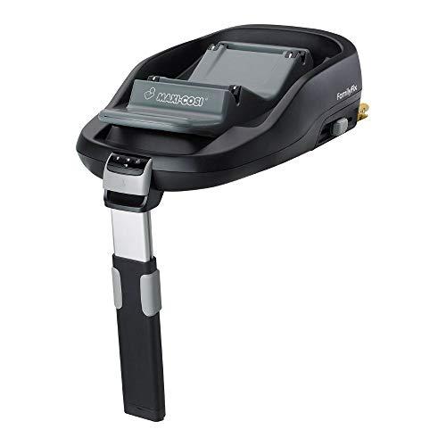 Maxi-Cosi FamilyFix Isofix-Basisstation, Gruppe 0+/1 (0-18 kg), geeignet für Babyschale Maxi-Cosi CabrioFix,...