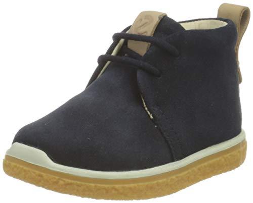 ECCO Unisex Baby Crepetray Mini Suede Kids Sneakers, Blau (Night Sky 5303), 20 EU (UK child 4)