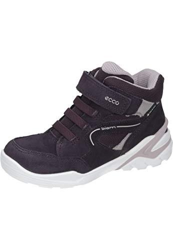 ECCO Mädchen Biom VOJAGE Hohe Sneaker, Violett (Fig/Grey Rose 51523), 26 EU
