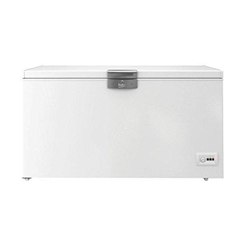 BEKO hsa47520autonome Premiumqualität 451L A + Weiß Gefrierschrank–Tiefkühltruhen...