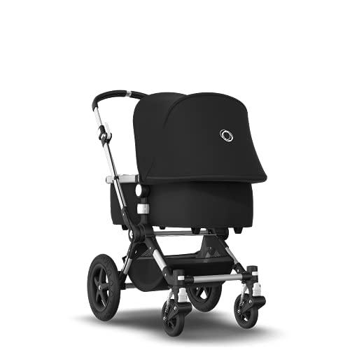 Bugaboo Cameleon 3 Plus: Vielseitiger 2-in-1 Kinderwagen mit drehbarem Lenker für eine komfortable Fahrt,...