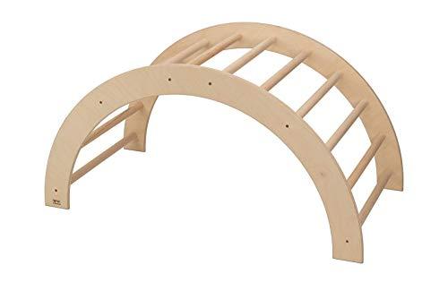Kletterbogen / Bogenleiter (Pikler Art), groß