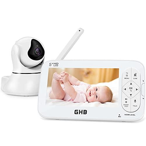 Video-Babyphone 'GHB 5 Zoll Babyphone' von GHB