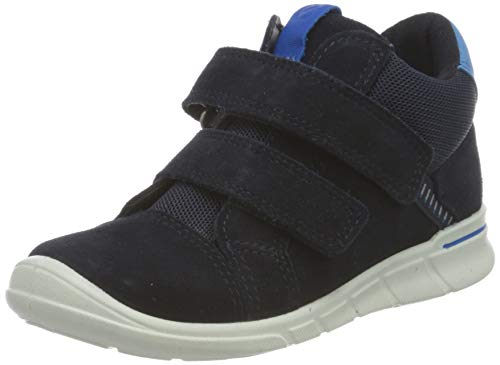 ECCO Baby-Jungen First Walker Shoe, Blau(Night Sky), 23 EU