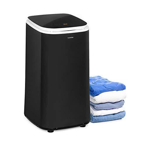 Klarstein Zap Dry Wäschetrockner, 820 W, Kapazität: 50 L, UniqueDry Design, geringer Platzbedarf,...