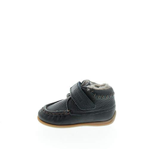 Bisgaard Schuhe für Jungen Kletthalbschuhe Navy 21249218608 (Numeric_20)