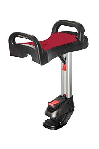 Lascal Saddle für BuggyBoard Maxi, einklappbarer und abnehmbarer Sitz, Kinderwagen Zubehör für Maxi-Modelle...