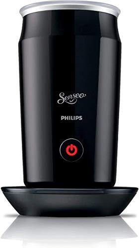 Philips CA6500/60 Senseo Milk Twister Milchaufschäumer (Antihaftbeschichtung, Bedienung auf Tastendruck)...