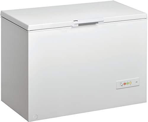 Privileg PFH 606 Gefriertruhe / Nutzinhalt 312 L / Cool or Freeze / Supergefrierfunktion / Door Balance/...