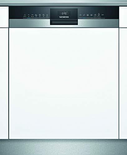 Siemens SN53ES15AE iQ300 Teilintegrierbarer Geschirrspüler / C / 74 kWh / 13 MGD / Smart Home kompatibel via...