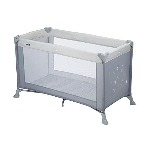 Safety 1st Reisebett Soft Dreams, praktisches und kompaktes Babybett 60 x 120 cm, zusammenfaltbar und tragbar...