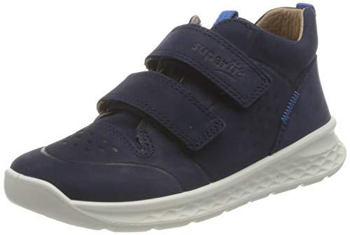 Superfit Breeze Sneaker, BLAU/BLAU, 23 EU
