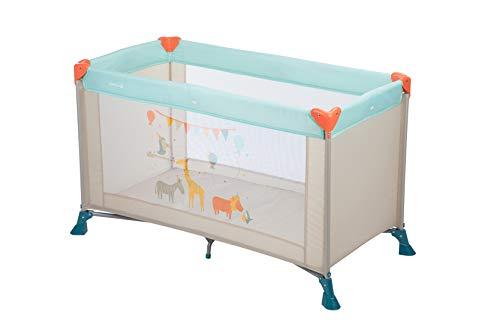 Safety 1st 2114560000 Reisebett Soft Dreams, praktisches und kompaktes Kinder-Reisebett, zusammenfaltbar und...