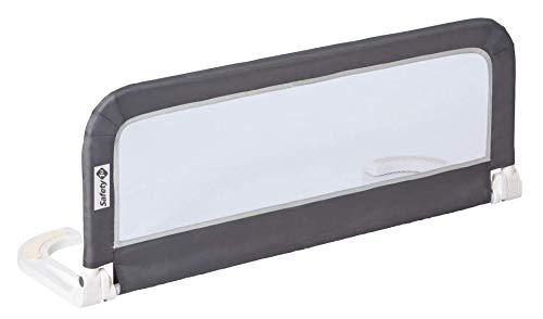 Safety 1st Tragbares Bettgitter für Kleinkinder, Kompakt faltbar/klappbar, Kinderbettgitter ideal auch für...