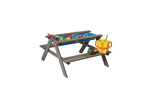Pro-Manufactur Kinder Spieltisch mit Sandkiste