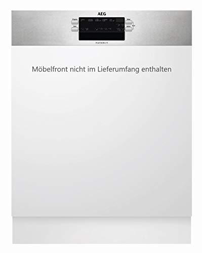AEG FEB52600ZM Integrierter-Geschirrspüler / 60cm / AirDry - perfekte Trocknungsergebnisse / energiesparend /...