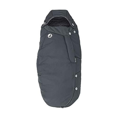Maxi-Cosi Fußsack, kuschelig warmer Universal Winterfußsack, passend für fast alle Kinderwagen und Buggys,...
