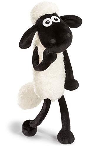 NICI Kuscheltier Shaun das Schaf 35 cm – Schaf Plüschtier für Mädchen, Jungen & Babys – Flauschiges...