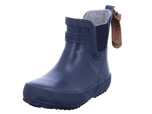 Bisgaard Unisex-Kinder Rubber Boot Baby Gummistiefel, Blau (Blue 20), 21 EU