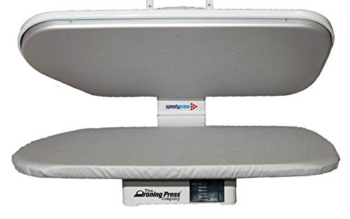 Ersatzbezug und Schaumstoff-Filzauflage für Bügelpresse, 4unterschiedliche Größen, 55 cm