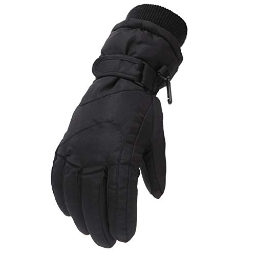 Sannysis Kinder Skihandschuhe wasserdichte und Winddichte Handschuhe Kälteschutz Schneehandschuhe Warme...