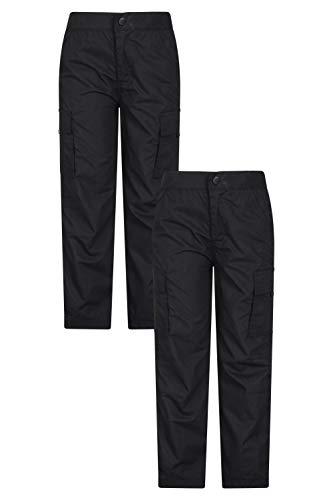 Mountain Warehouse Active Hose für Kinder - Leichte Kinderhose, schnelltrocknende Allwetterhose,...