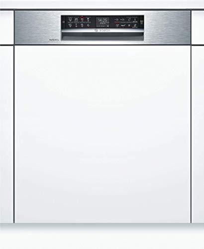 Bosch SMU68TS06E Serie 6 Unterbau-Geschirrspüler / A+++ / 60 cm / Edelstahl / 237 kWh/Jahr / 14 MGD /...