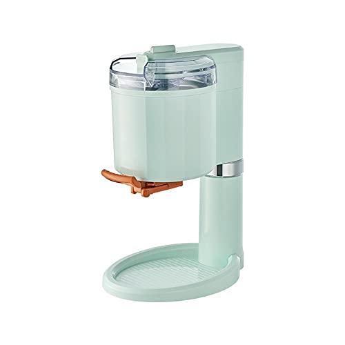 BAHAOMI Softeismaschine,Zu Hause 1 L Weich-/Hart Eismaschine,Kein Vorkühlen Erforderlich,8 Stunden...