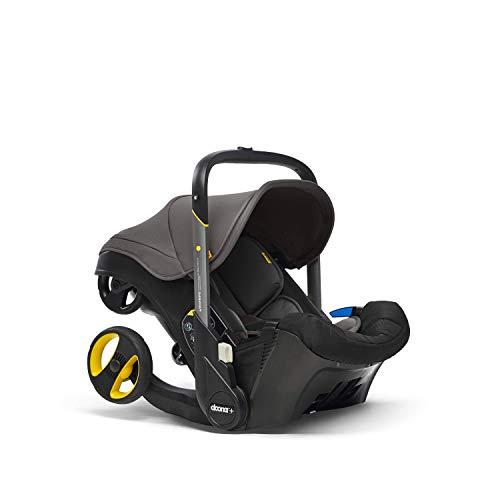 Doona+ 0+ Kindersitz - Die erste Babyschale mit integriertem Fahrgestell: Von Autositz zum Buggy in...