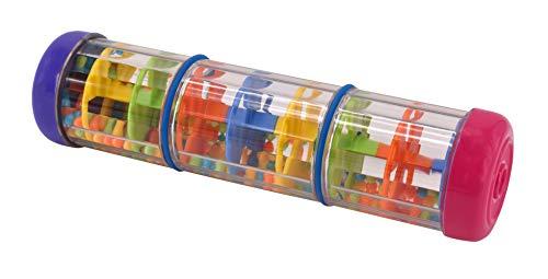 Musik für Kleine Regenprassel Musikspielzeug für Kleinkinder und Babys ab 1 Jahr - Länge 21cm auch geeignet...