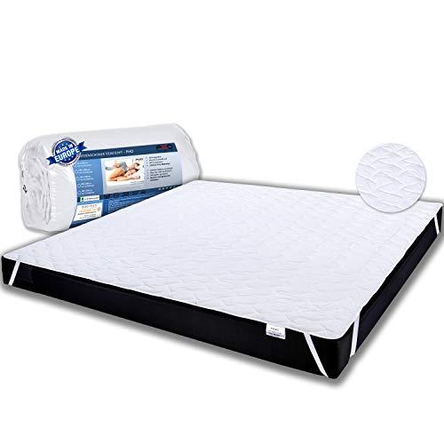 PHD Primera Matratzenschoner 180x200 cm - 60°C waschbar u. Allergiker-empfohlen für mehr Hygiene im Bett....