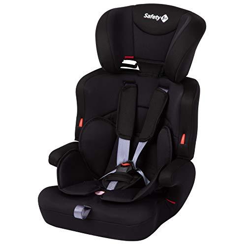 Safety 1st Ever Safe Plus Kindersitz, mitwachsender Gruppe 1/2/3 Autositz mit 5-Punkt-Gurt (9-36 kg), nutzbar...