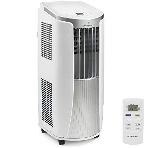TROTEC 1210002006 Lokales mobiles Klimagerät PAC 2010 E mit 2.1 kW/7.200 Btu (EEK: A) 3-in-1-Klimagerät:...