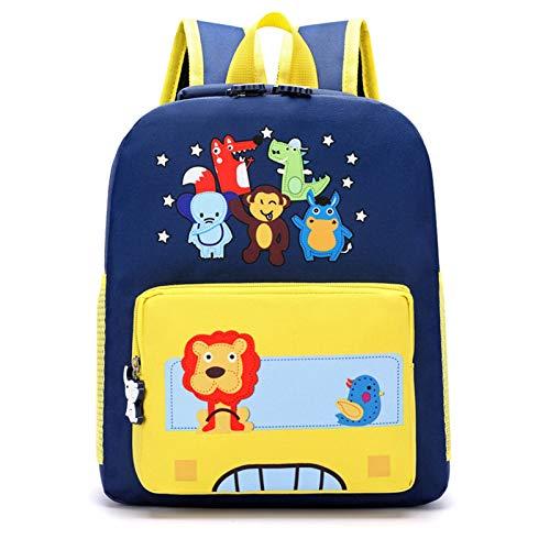 Fahou Nette Cartoon Print Kinderrucksäcke Kleinkind Schultasche Spielzeug Für Jungen Und Mädchen Outdoor...