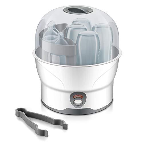 Vaporisator - Dampfsterilisator für bis zu 6 Flaschen und Zubehör