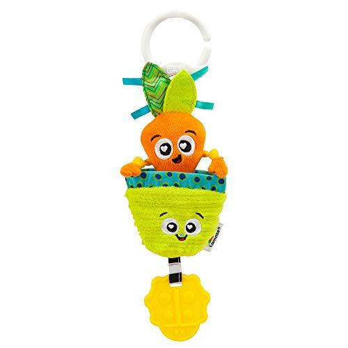 Lamaze Candy die Karotte, Kinderwagen Clip Spielzeug, Neugeborenen Babyspielzeug, Sensorisches Spielzeug für...