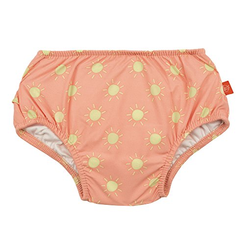 LÄSSIG Baby Schwimmwindel Badewindel wiederverwendbar waschbar Auslaufschutz UV-Schutz/Splash & Fun Baby Swim...