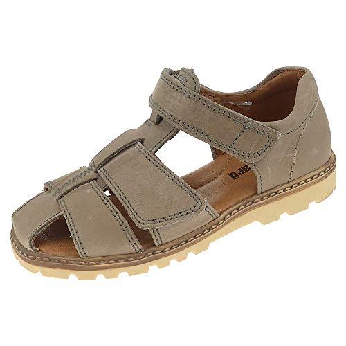 Bundgaard Schuhe für Kinder Sandale Tritu Grey BGSA050 (33 EU)