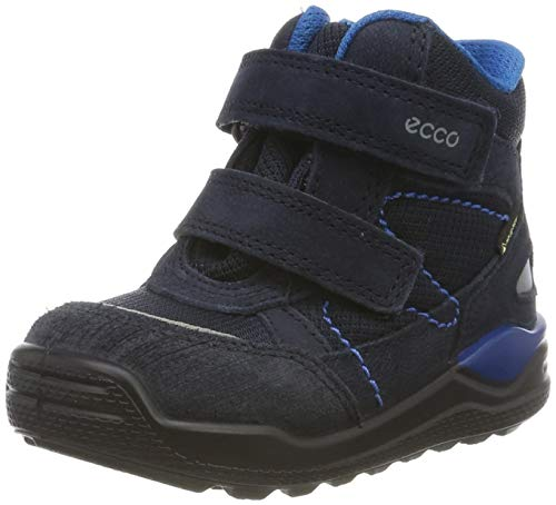 ECCO Baby Jungen URBAN Mini Stiefel, Blau (Night Sky/Night Sky 50769), 28 EU
