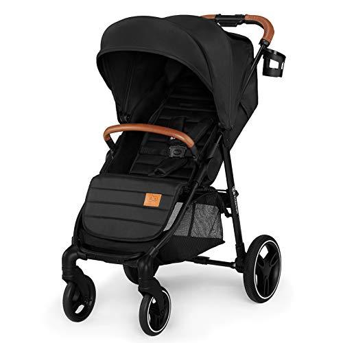 Kinderkraft Kinderwagen GRANDE 2020, Kinderbuggy, Liegebuggy, Sportwagen, Großer und Bequemer Buggy,...