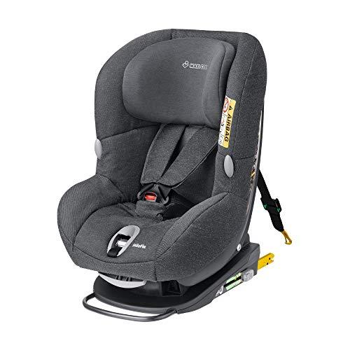 Maxi-Cosi MiloFix Kindersitz, Gruppe 0+ /1 Autositz (0-18 kg), Reboarder mit Isofix, nutzbar ab der Geburt bis...