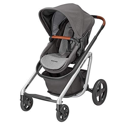 Maxi-Cosi Lila Kinderwagen, hochwertiger, zusammenklappbarer Sportwagen mit Liegeposition und ergononomischem...