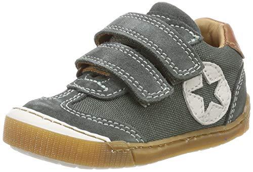 Bisgaard Jungen Unisex Kinder 40312.119 Sneaker, Grün (Green 1002), 29 EU