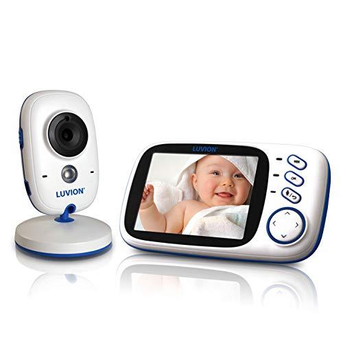 LUVION PLATINUM 3 - Babyphone mit Kamera, 3,2...