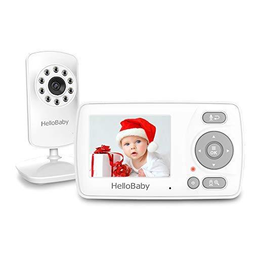 HelloBaby Babyphone mit Kamera,...