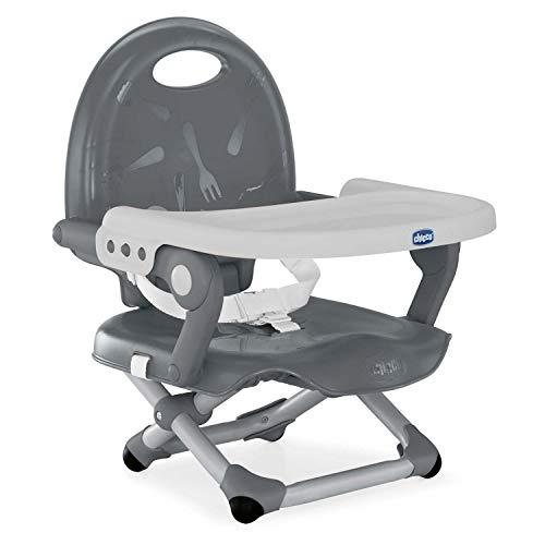 Chicco Pocket Snack Sitzerhöhung Stuhl für Kinder ab 6 Monaten bis 3 Jahren (15 kg), Tragbarer und...